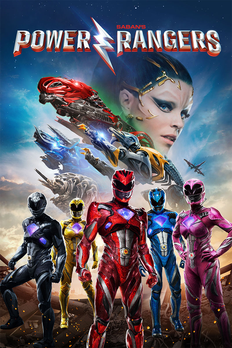 Sabans Power Rangers, click to find out more