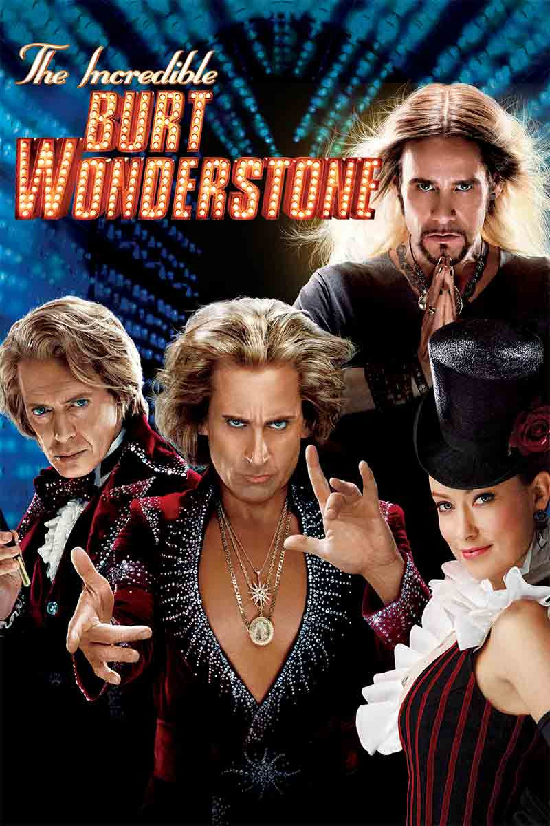 The Incredible Burt Wonderstone, click to find out more
