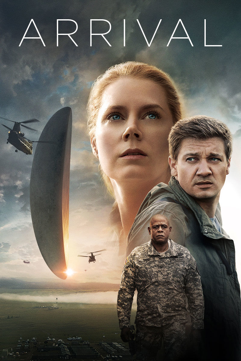 Arrival, click to find out more