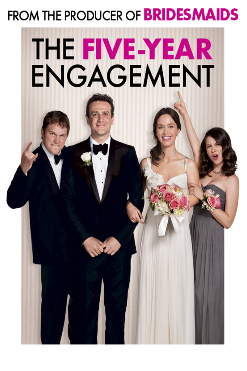 The FiveYear Engagement, click to find out more