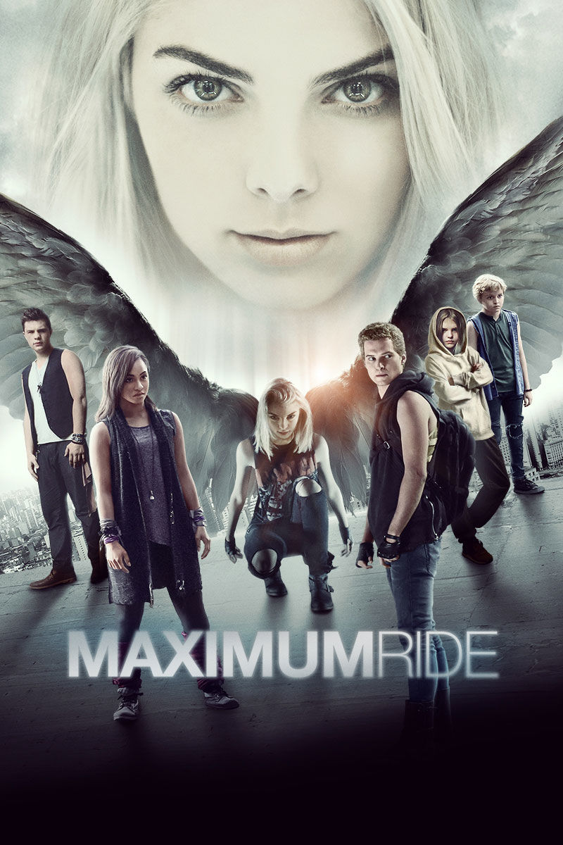 Maximum Ride, click to find out more