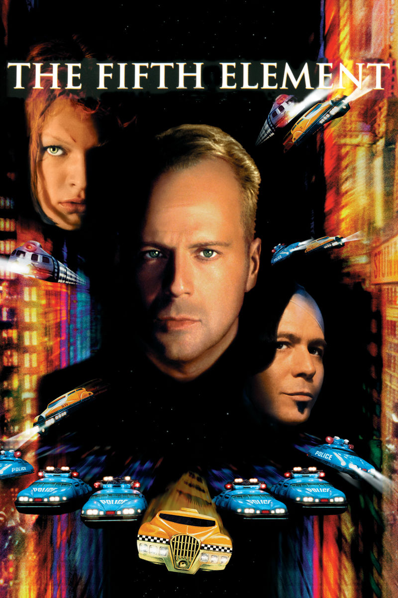 The Fifth Element, click to find out more