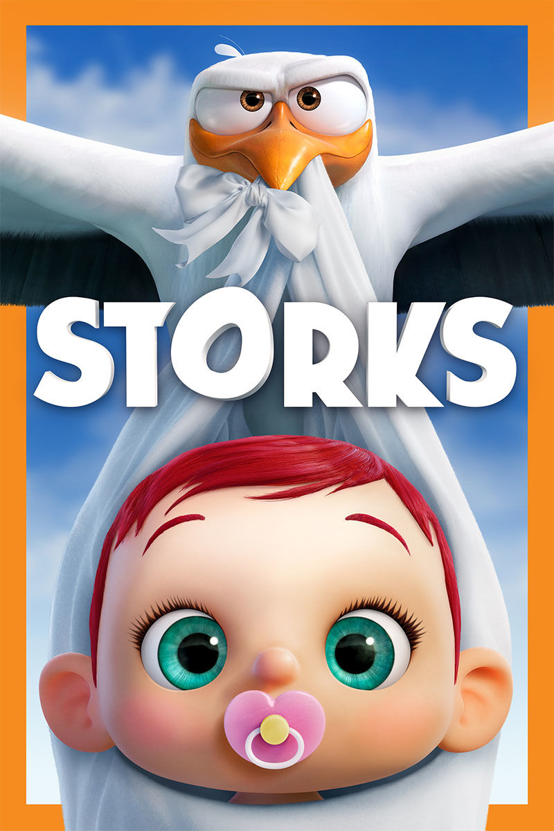 Storks, click to find out more
