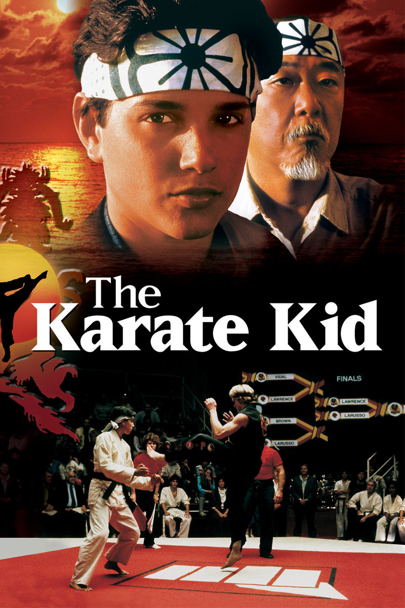 The Karate Kid, click to find out more