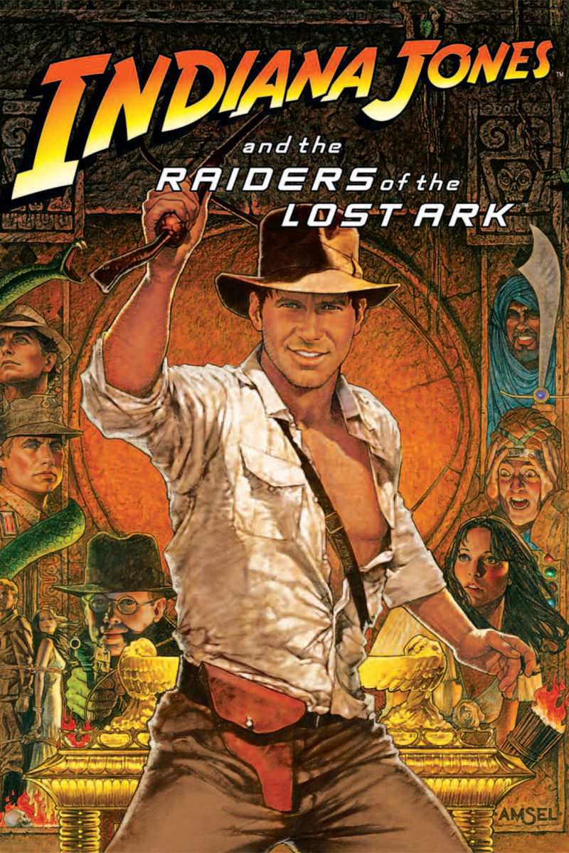 Raiders of the Lost Ark, click to find out more