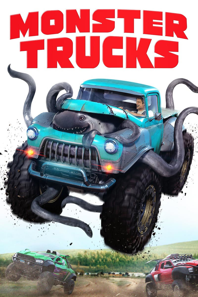 Monster Trucks, click to find out more
