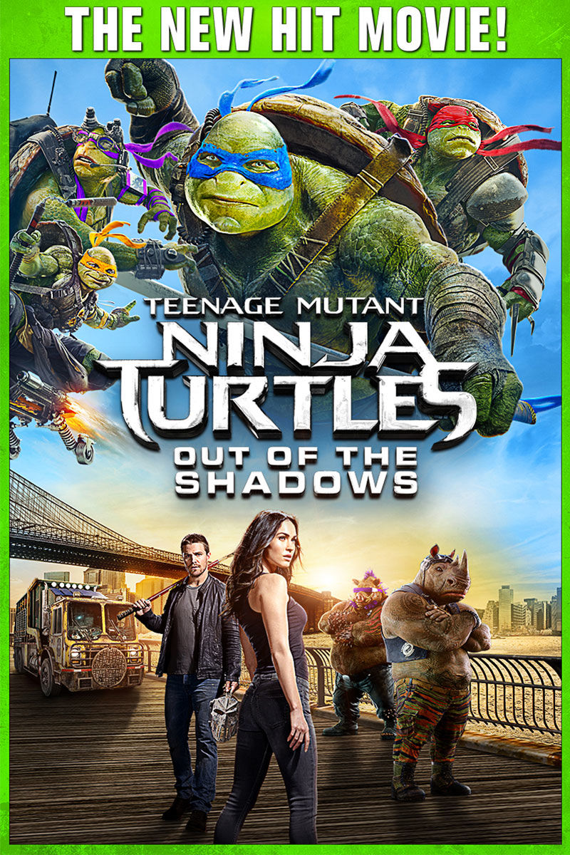 Teenage Mutant Ninja Turtles Out of the Shadows, click to find out more