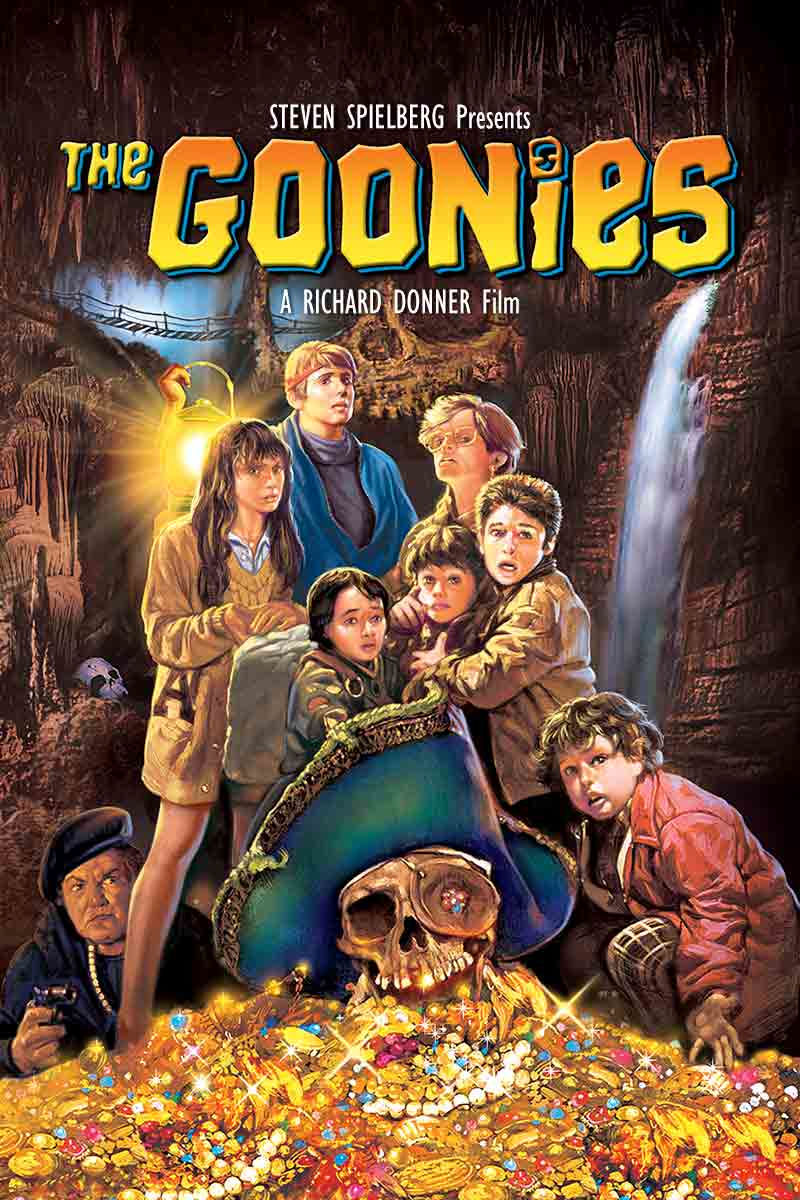 The Goonies, click to find out more
