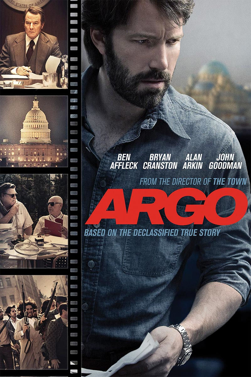 Argo, click to find out more