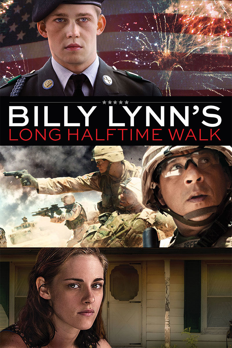 Billy Lynns Long Halftime Walk, click to find out more