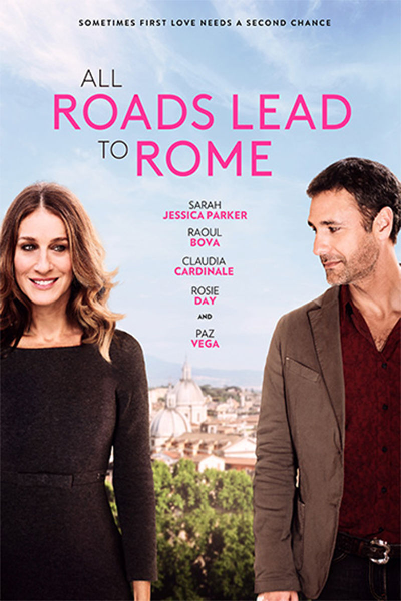 All Roads Lead to Rome, click to find out more