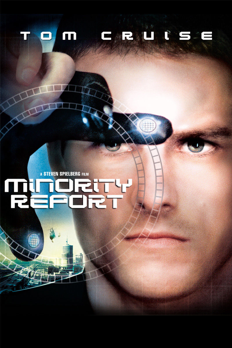 Minority Report, click to find out more