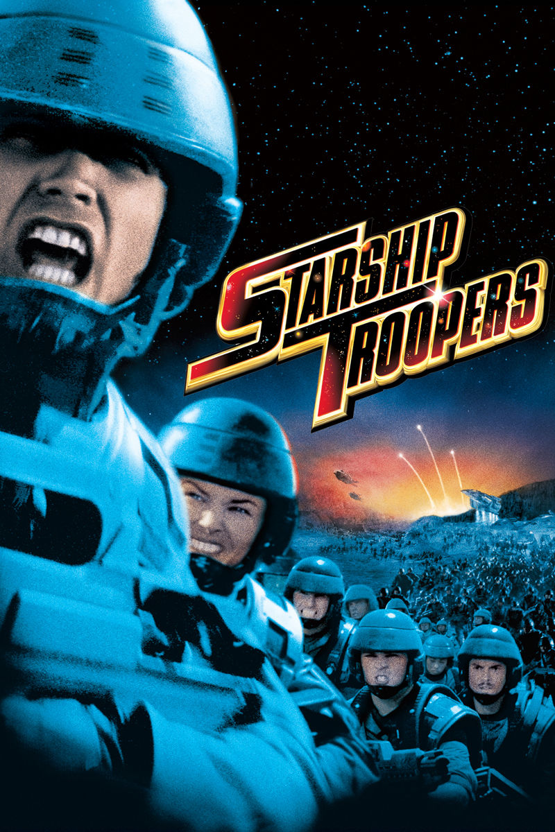 Starship Troopers, click to find out more
