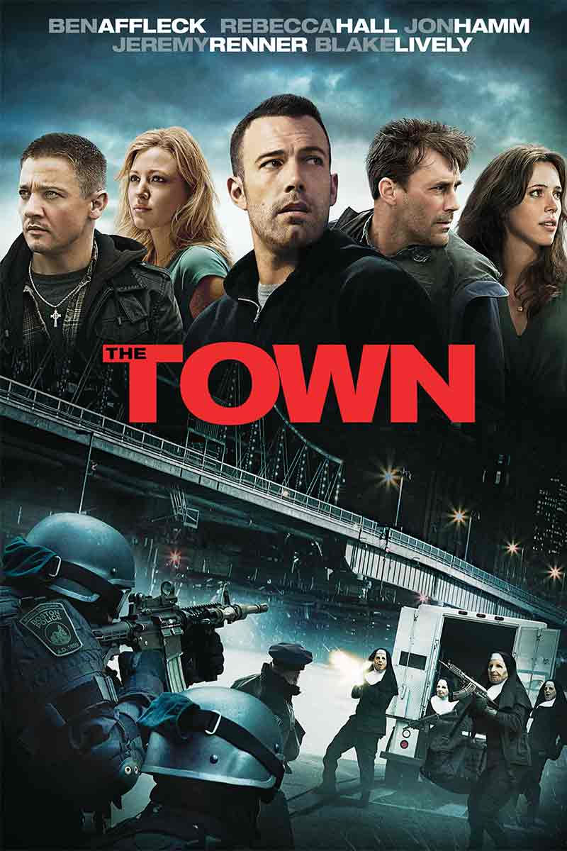 The Town, click to find out more