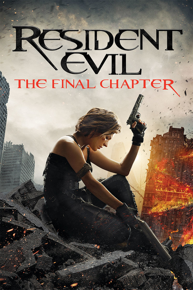 Resident Evil The Final Chapter, click to find out more
