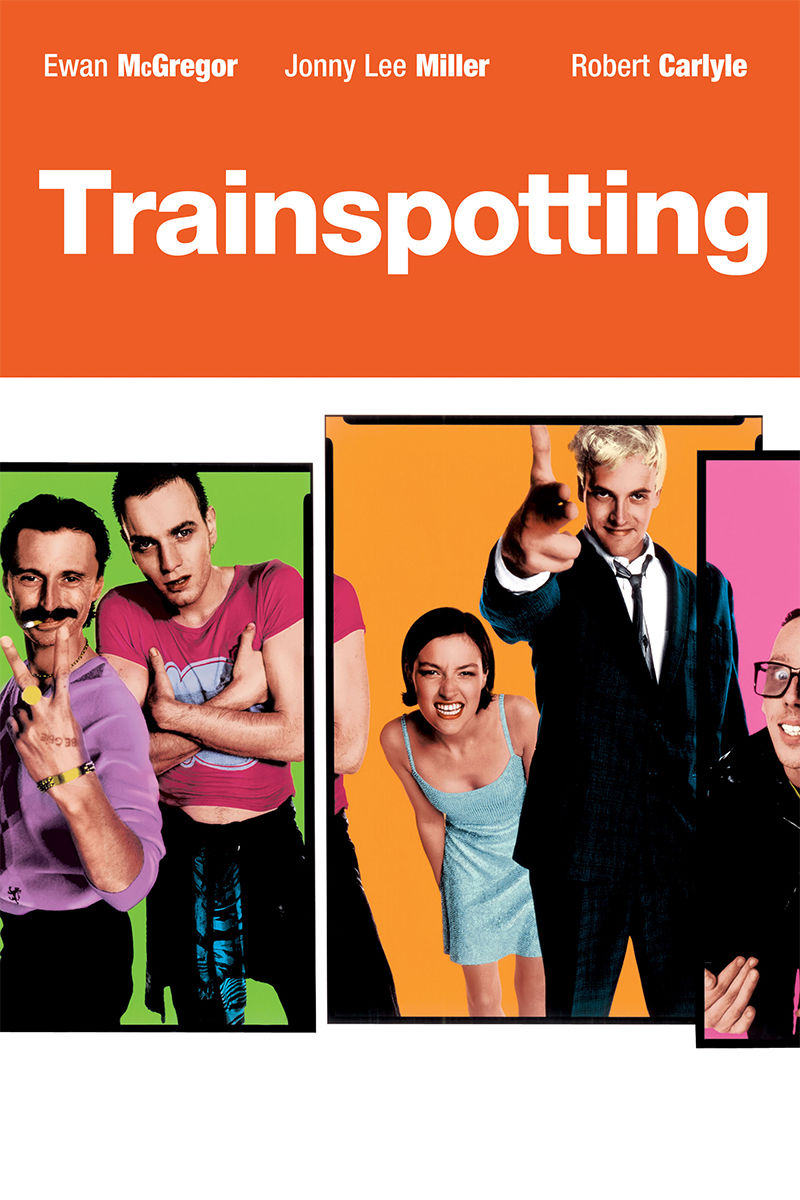 Trainspotting Collectors Edition, click to find out more