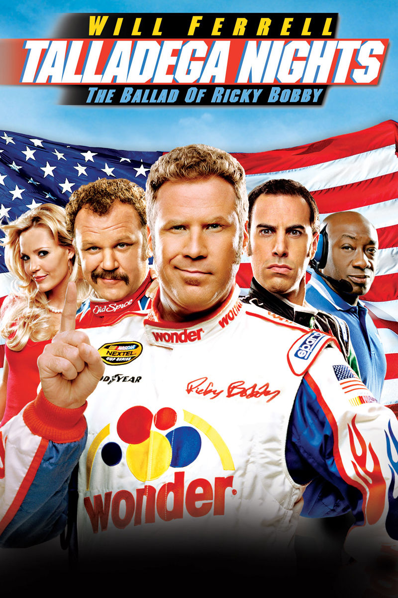 Talladega Nights The Ballad of Ricky Bobby, click to find out more