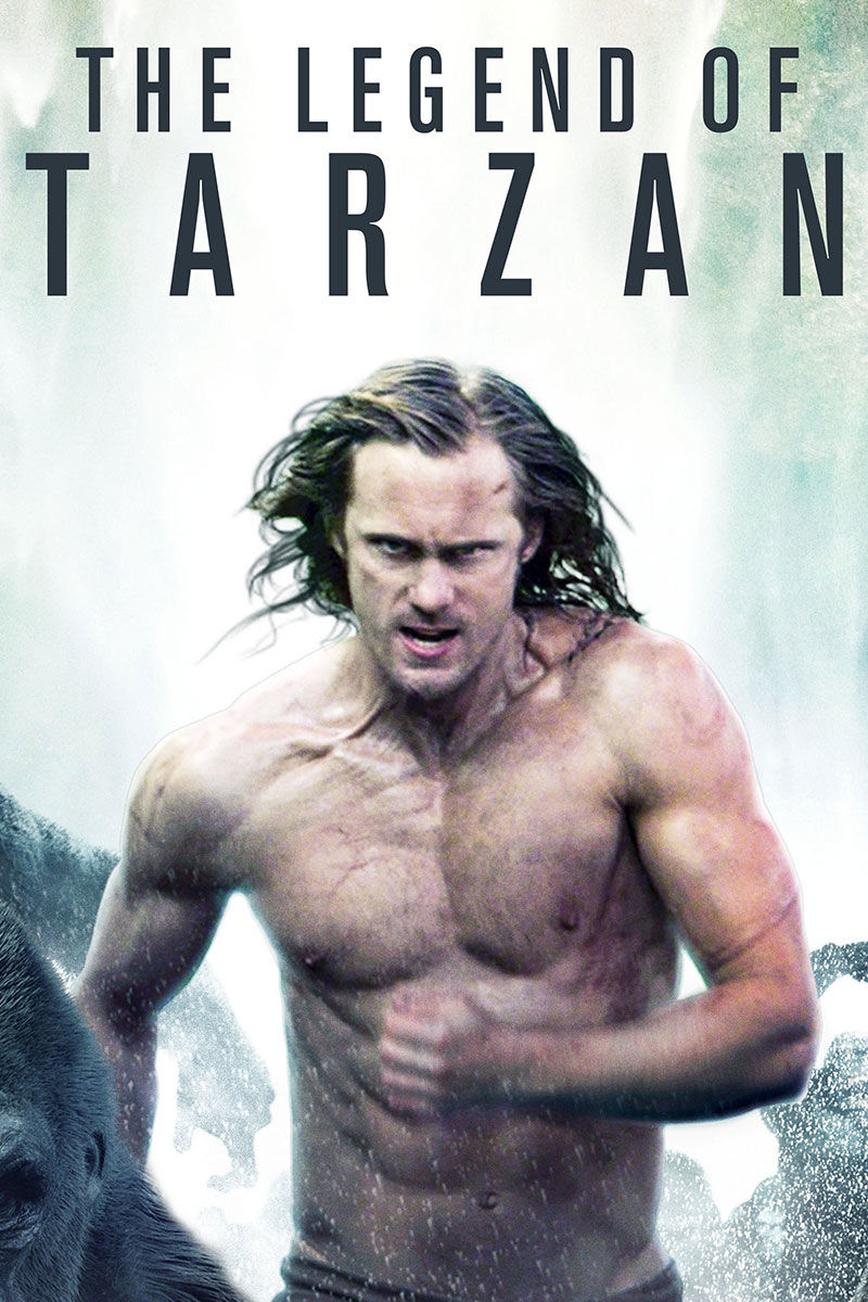 The Legend of Tarzan, click to find out more