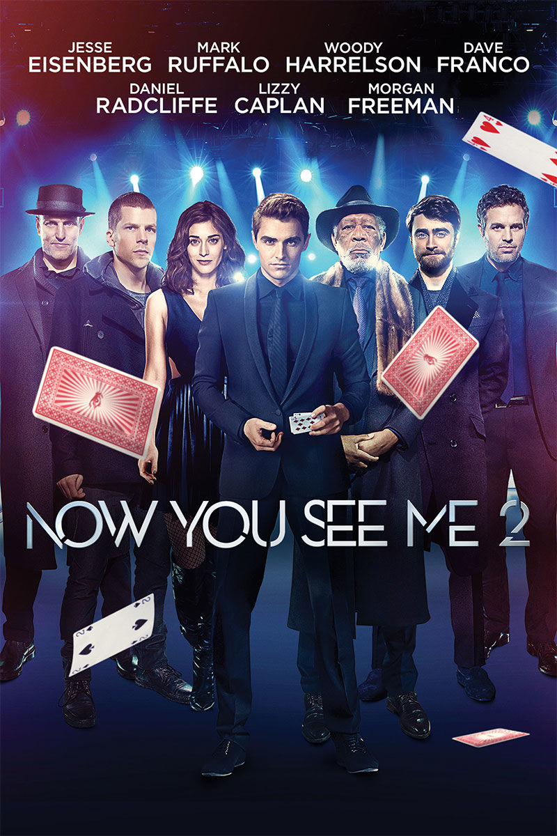 Now You See Me 2, click to find out more
